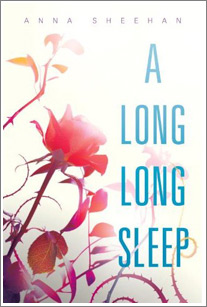 Leslie's Review: A Long, Long Sleep by Anna Sheehan