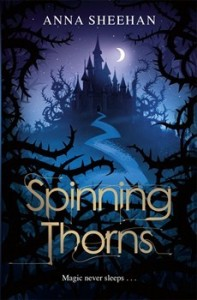 Spinning Thorns Book Cover
